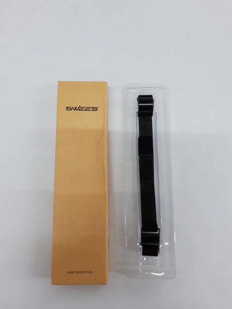 Pasek do zegarka Fitbit Alta HR czarny