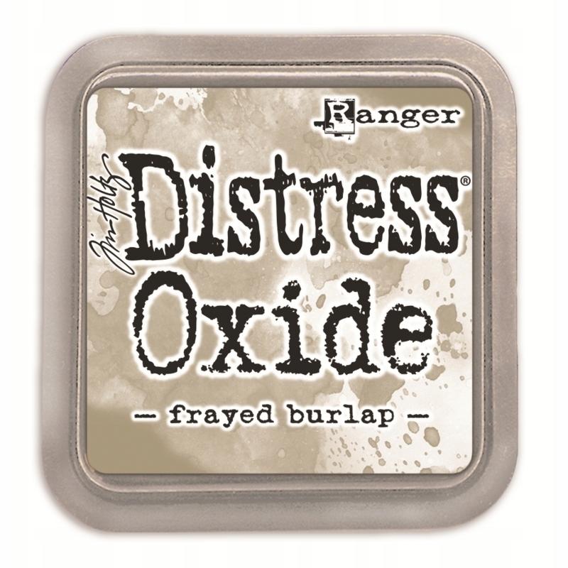 Tusz TimHoltzDistress oxide Frayed burlap TDO55990