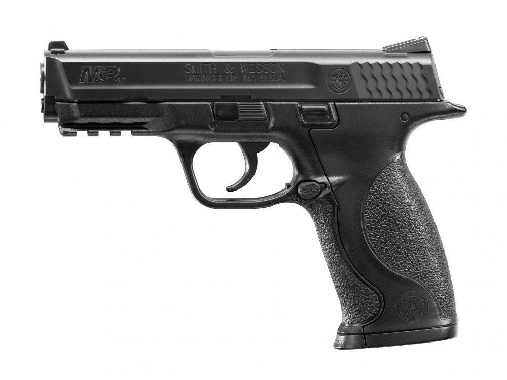 Pistolet wiatrówka Smith&Wesson M&P 40 4,5