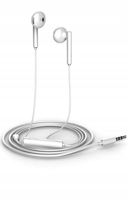 Zestaw słuchawkowy HUAWEI AM115 White 3.5 mm