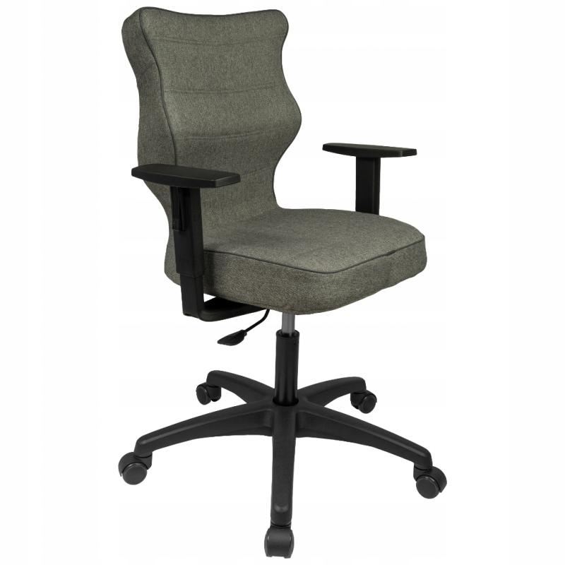 Krzesło DUO black TWIST 33 wzrost 159-188
