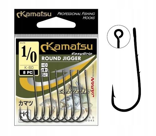 Kamatsu Round Jigger Cheburashka BLN rozm. 1