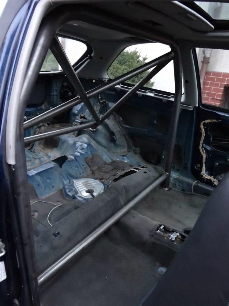 Rollbar Renault Clio II