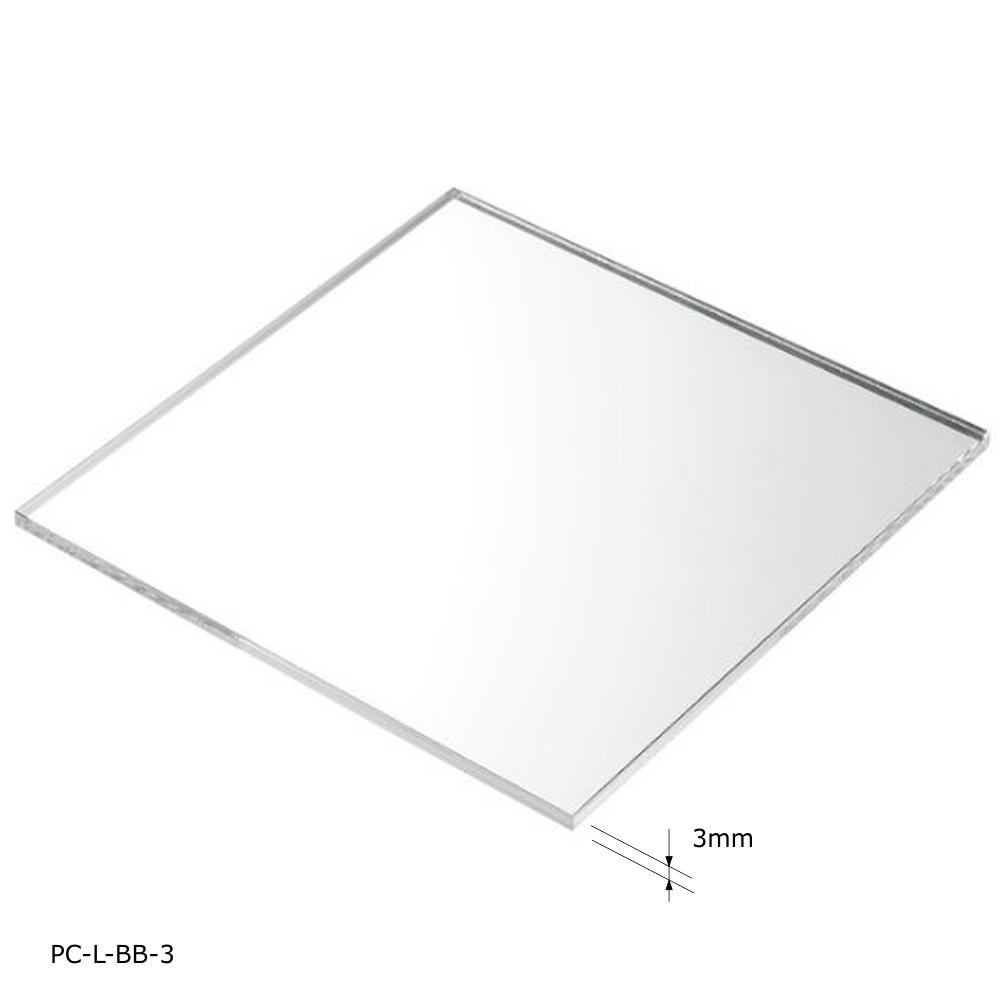 3mm Poliwęglan bezbarwny lepszy od plexi 150x100cm