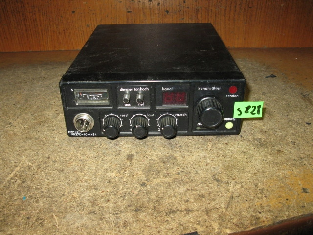 CB RADIO STABO XM 4000 - NR S828