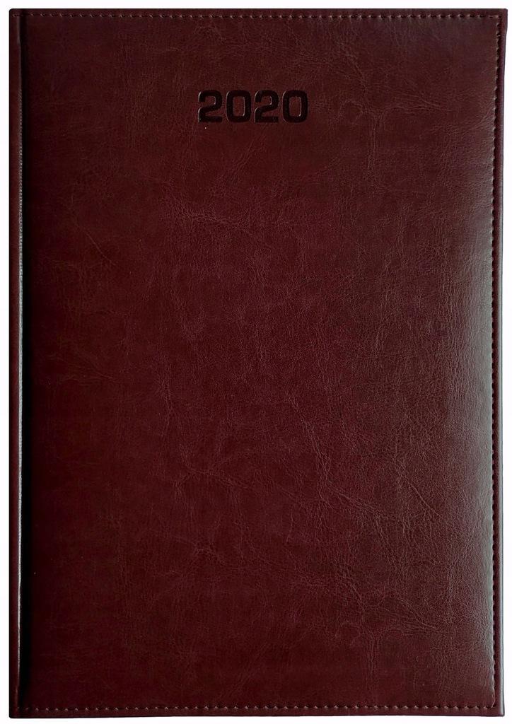 Kalendarz 2020 A4 Dzienny Sb Nd Osobno 14 Kolorow 8353639824 Oficjalne Archiwum Allegro