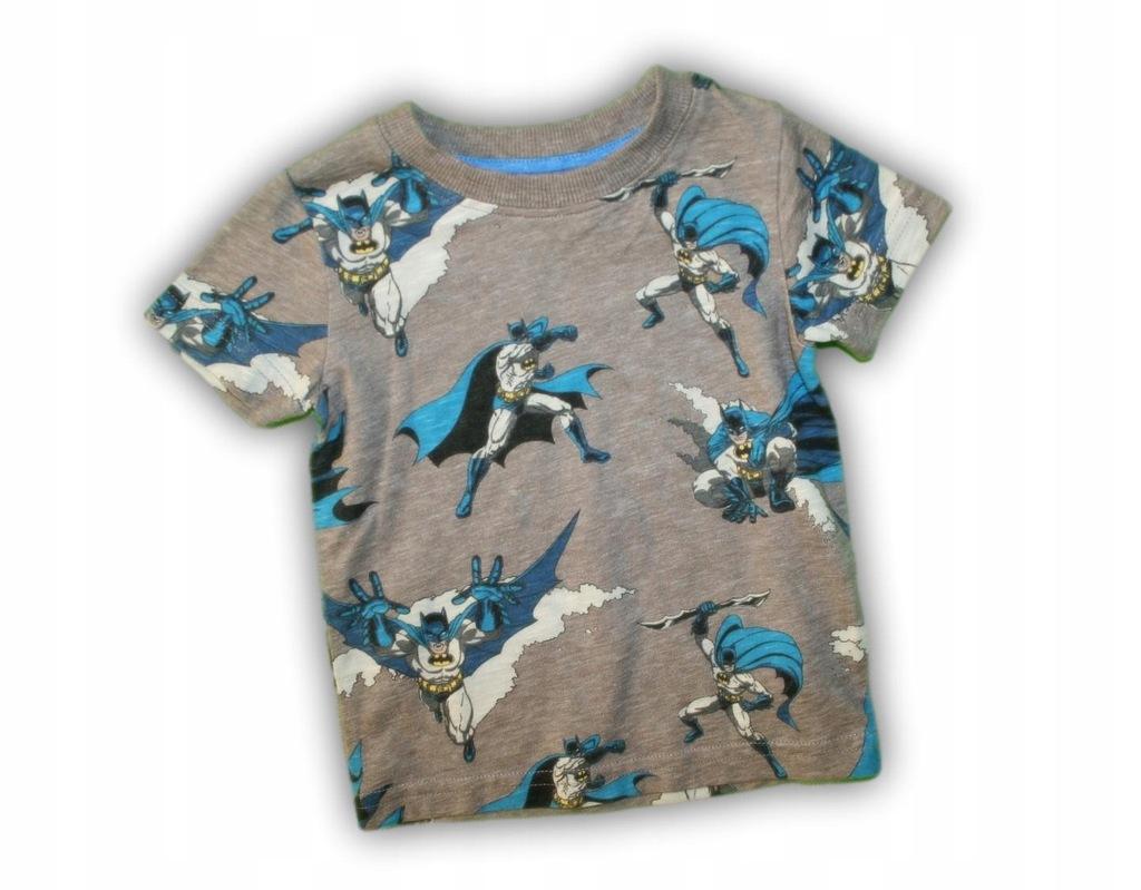 NEXT super t-shirt koszulka 62-68 BATMAN jak nowa!