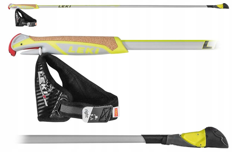 Kije Nordic Walking Leki SMART CARBON 6402535 125