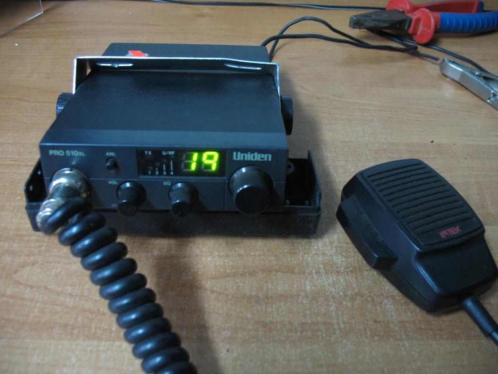 Uniden 510 XL PRO