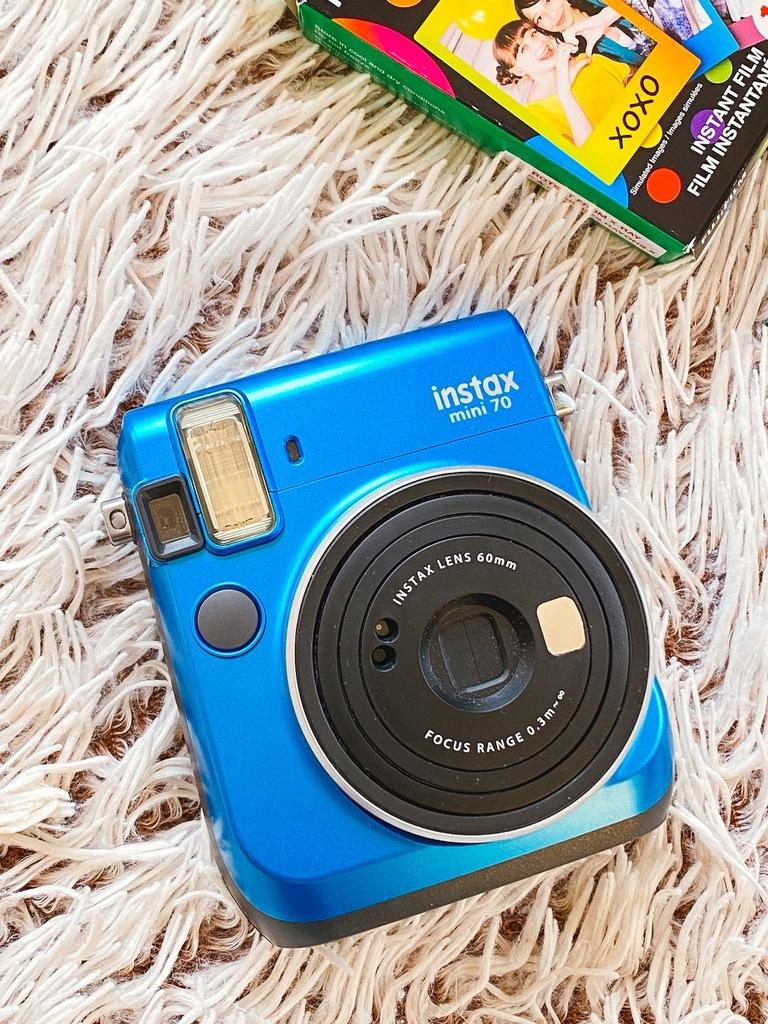 Aparat natychmiastowy Fujifilm Instax Mini 70