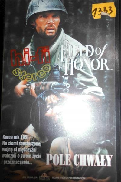 Pole chwały - VHS kaseta video