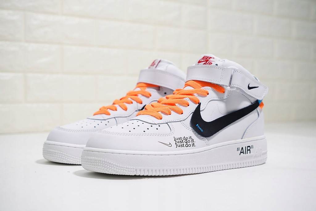 OFF WHITE X Nike Air Force 1 AO4606 700, r. 43
