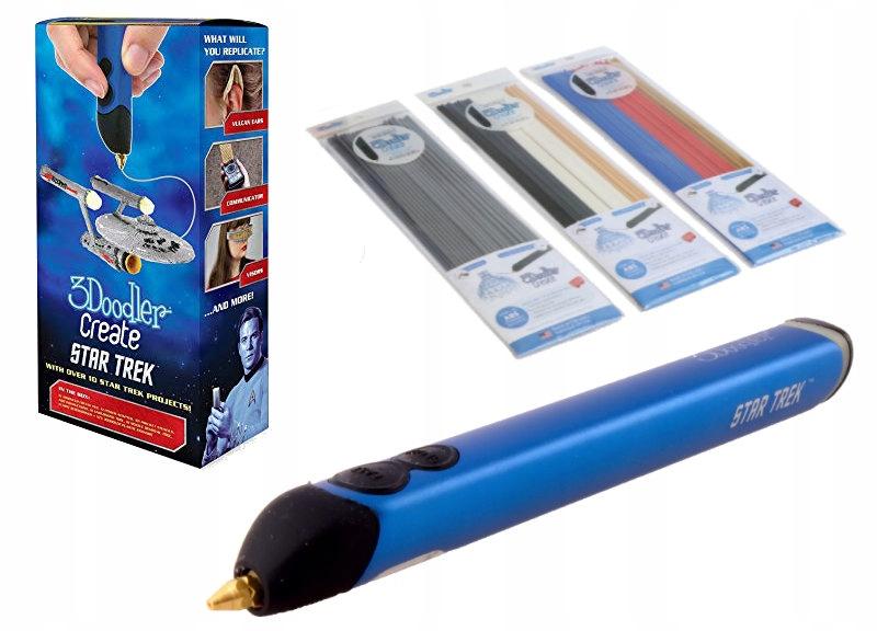 Długopis 3DOODLER Create Star Trek Pióro 3d druku