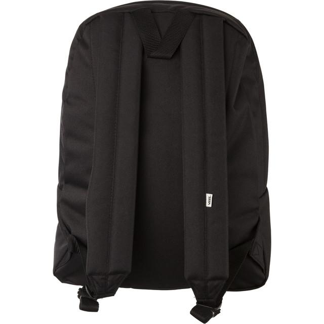 Vans plecak szkolny Old Skool II Backpack szachownica czarna