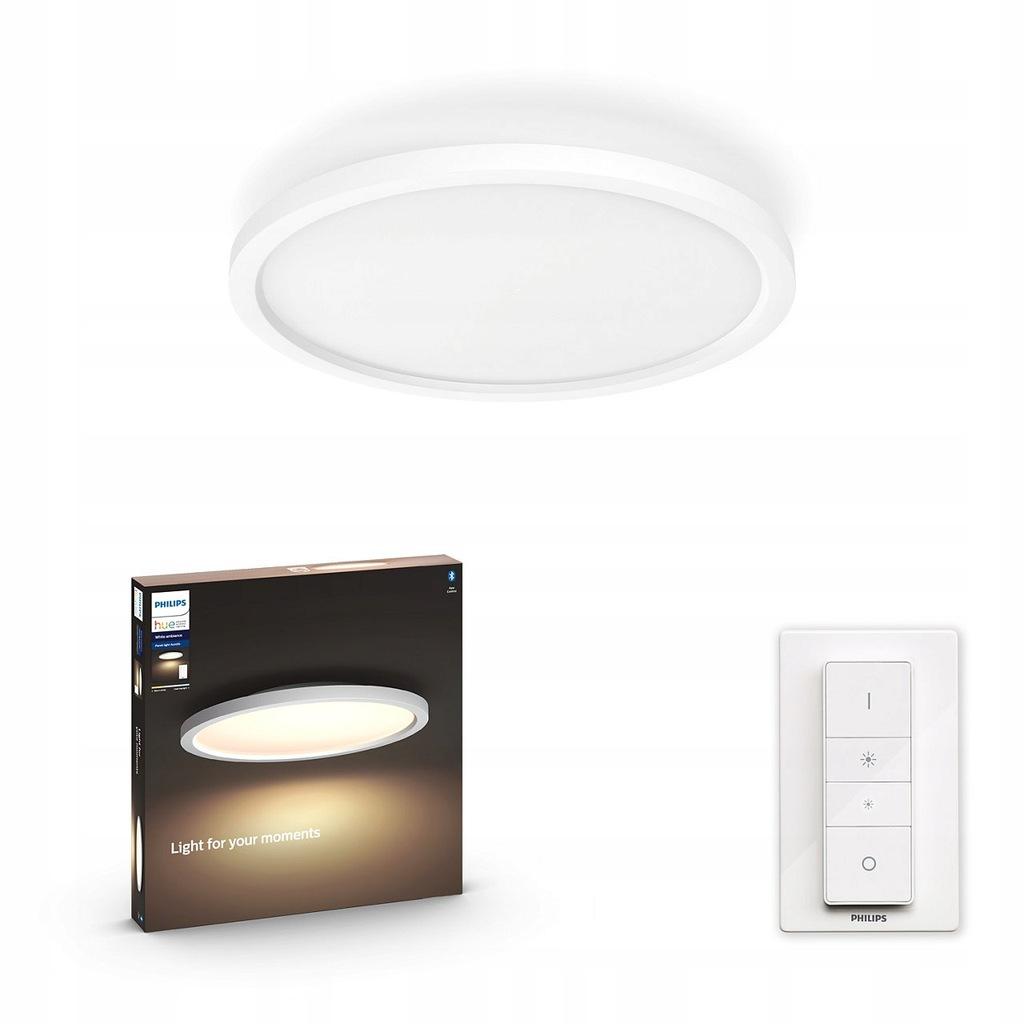 Philips Hue plafon LED Aurelle Lampa Sufitowa