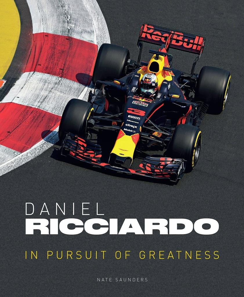 Nate Saunders - Daniel Ricciardo