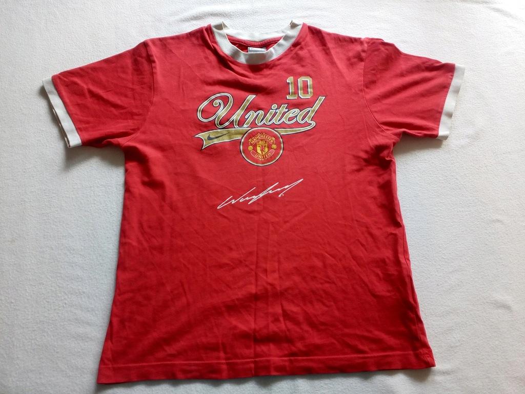 NIKE Koszulka T-shirt chłopięca roz. 152