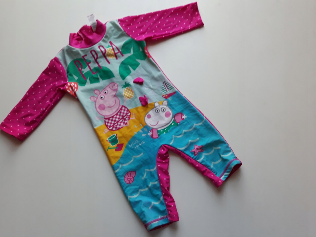 agastyl TU strój kąpielowy świnka peppa 92/98