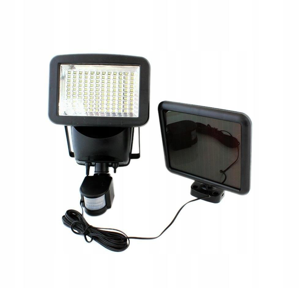 ZD45A Lampa solarna 120 led czujnik ruch