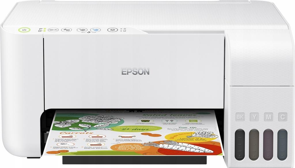 EPSON L3156 3 w 1 * OTRZYMAJ ZWROT 130zł