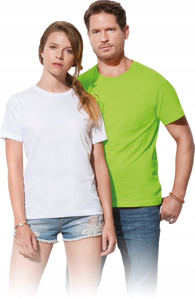 Koszulka T-SHIRT STEDMAN ST2000 zielony kiwi - S