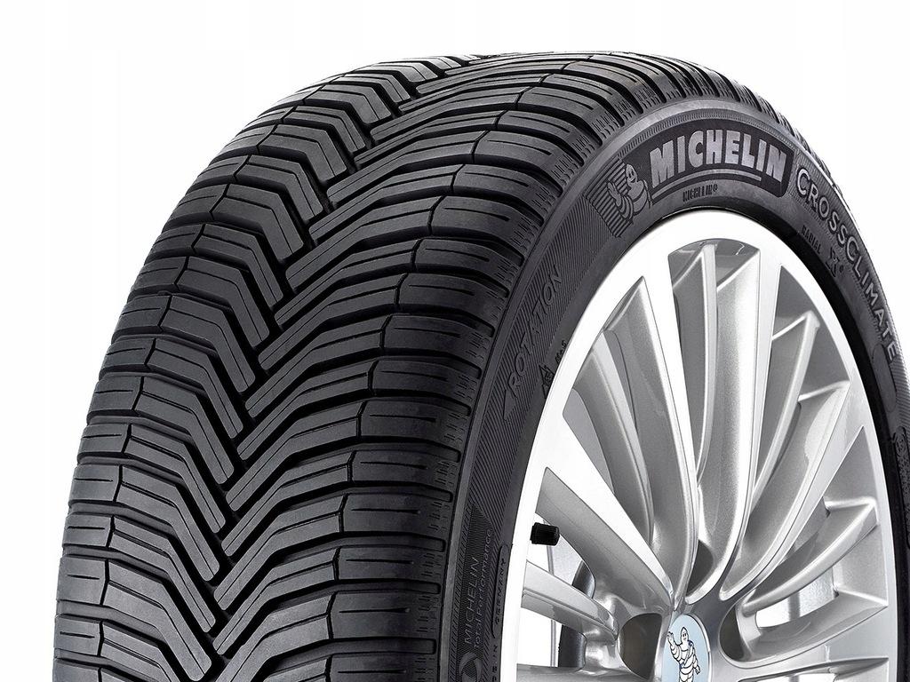 2x Michelin 215/70R16 100H CROSSCLIMATE SUV