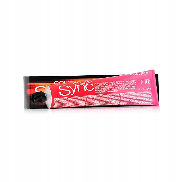 Matrix Color Sync 5RR+ - Farba do włosów 90ml