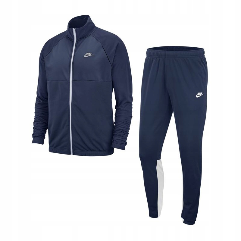 Dres Nike NSW Tracksuit M BV3055-410 S