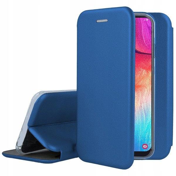 Etui magnetyczne Smart Diva Blue do Samsung A40