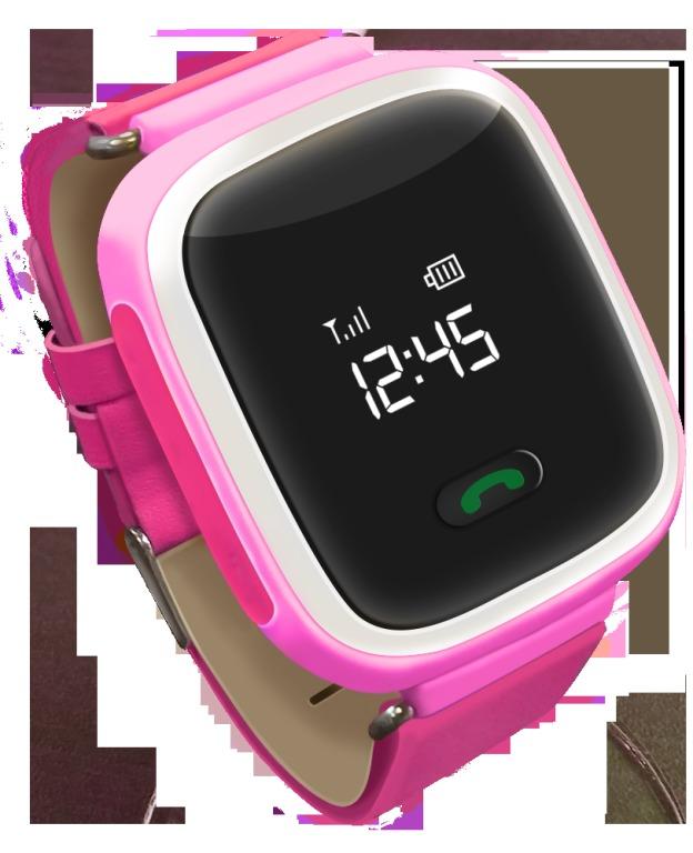 Zegarek GPS dla dziecka z telefonem i SOS
