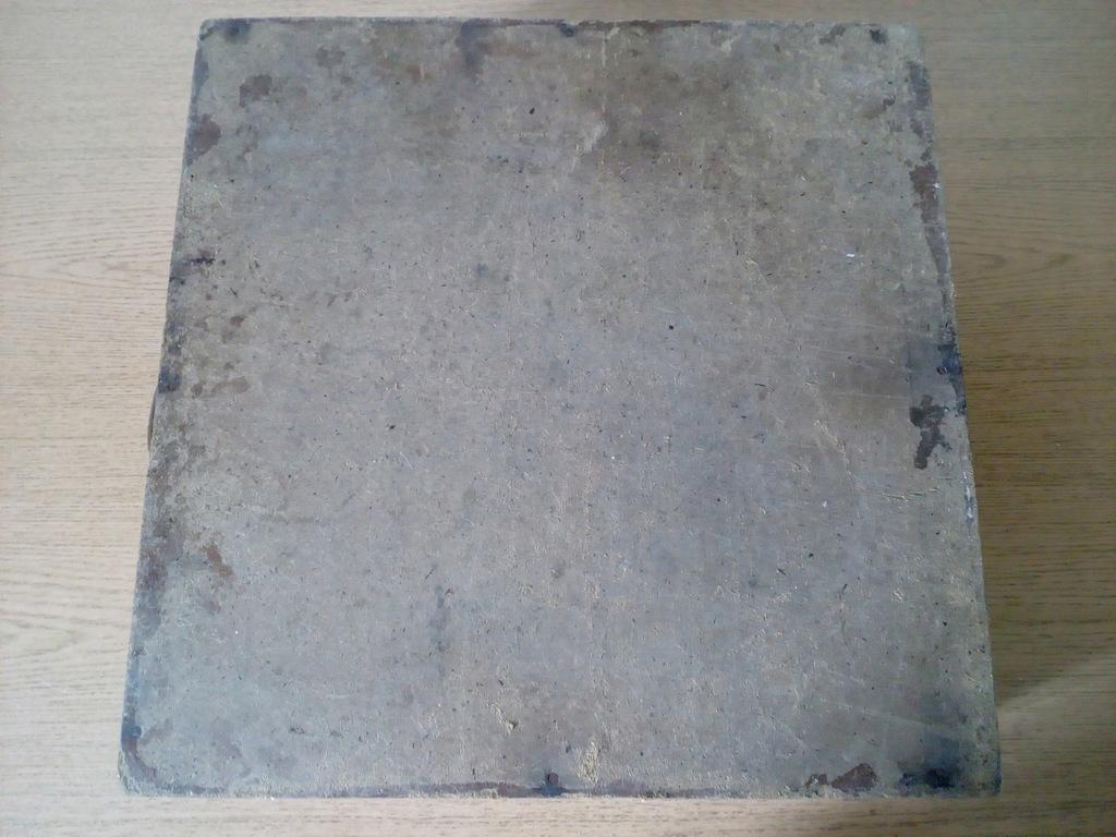 Stara Drewniana Skrzynka 8233578603 Oficjalne Archiwum Allegro