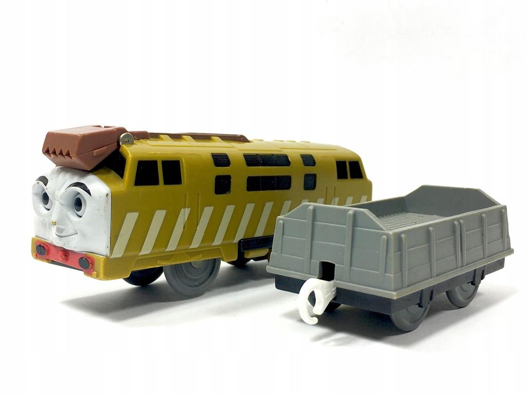 Tomek i Przyjaciele Trackmaster Zestaw TOMY