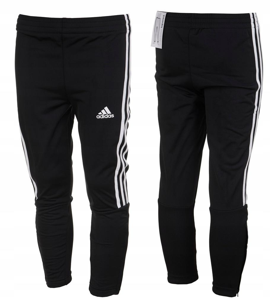 Spodnie dresowe Adidas treningowe 152 cm K2754