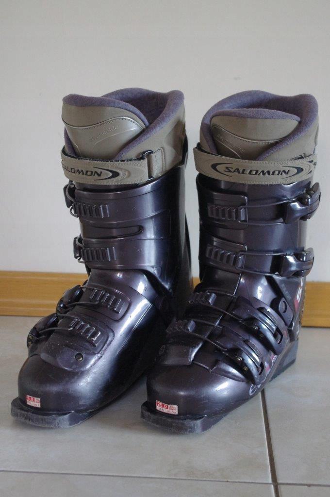 Buty narciarskie Salomon Evolution 5.0-rozm 39i2/3