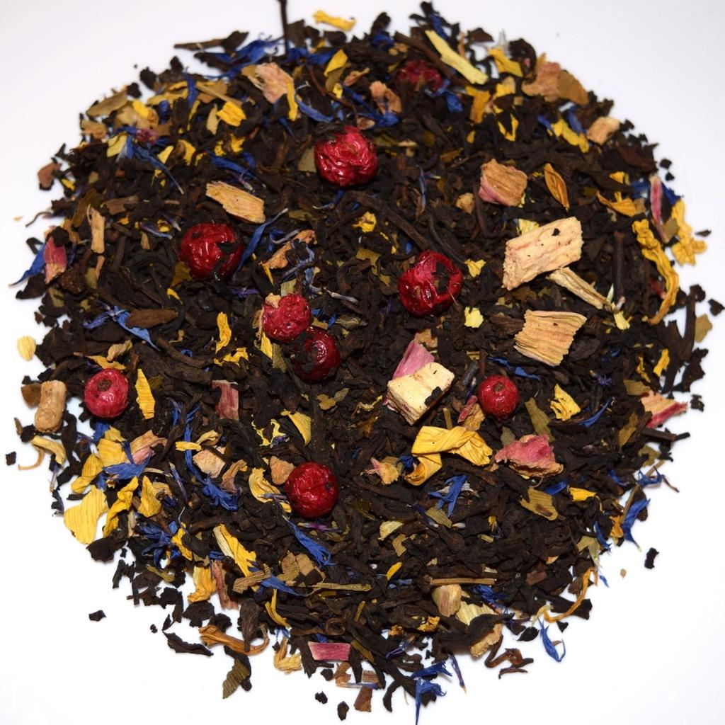 herbata czerwona PU-ERH CHABRY Z POLIGONU 50g