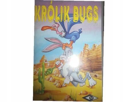 Królik Bugs - VHS kaseta video