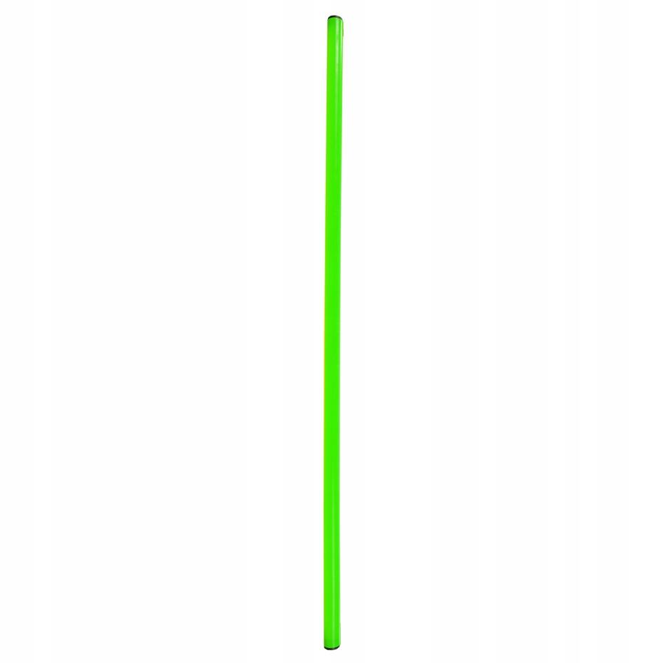 Laska gimnastyczna NO10 120cm SPR-25120 G zielona