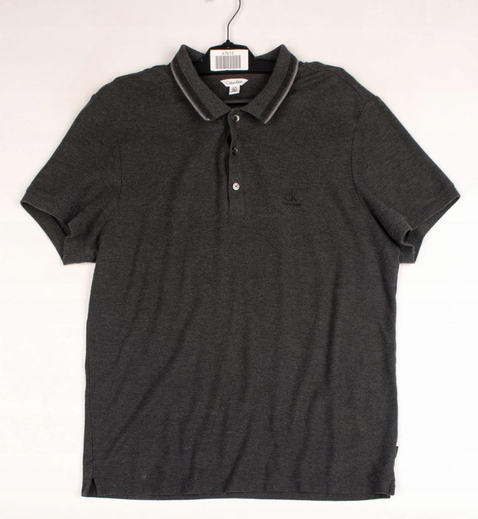 Calvin Klein Koszulka Polo Męska L PLW5