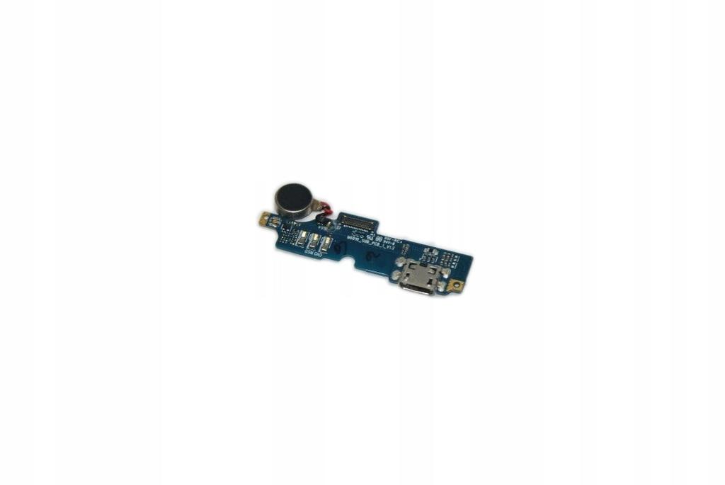 #458 Płytka USB wibracja antena MyPhone Luna II