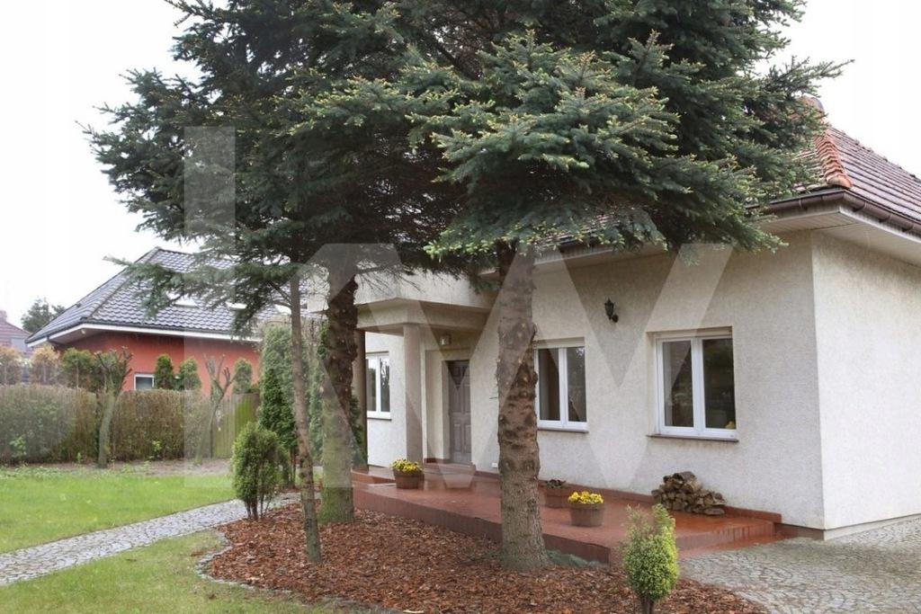 Dom Komorniki, poznański, 194,57 m²