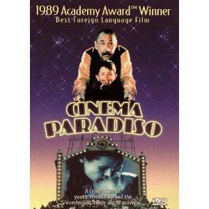 Cinema Paradiso - Region 1 (USA)