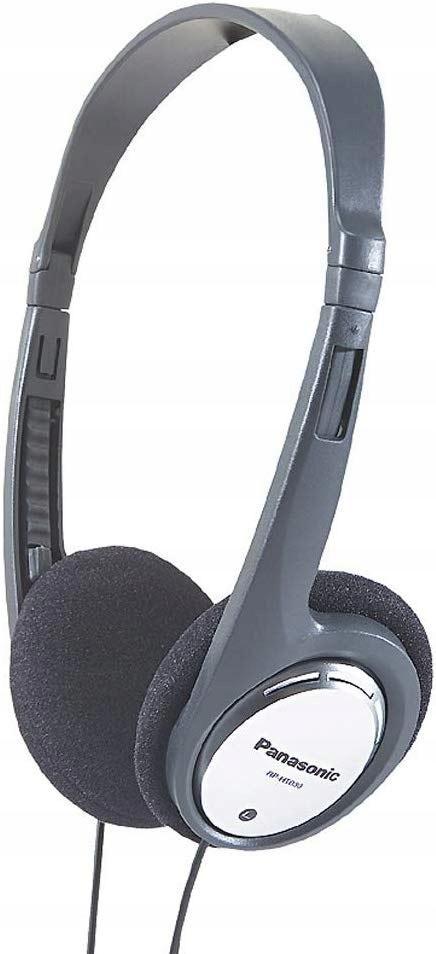 Panasonic RP-HT030E-S Składane słuchawki