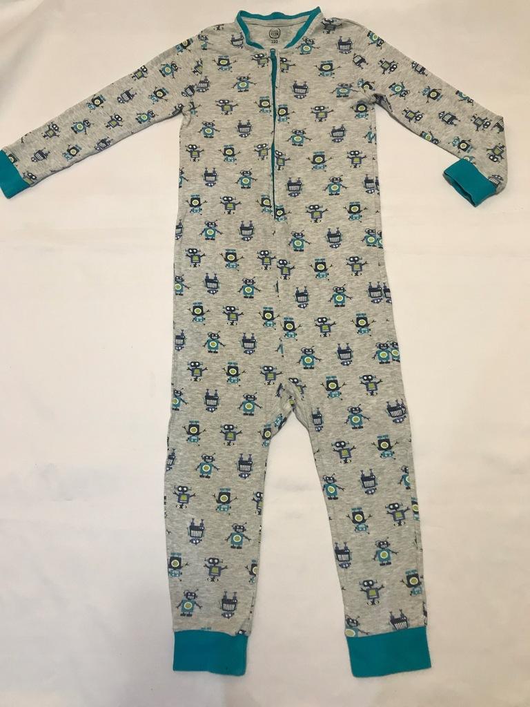 COOL CLUB pajac piżama bez stópek na zamek r. 110