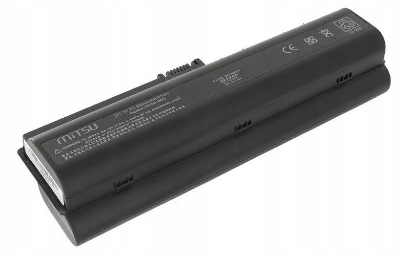 Bateria Mitsu 8800mAh do HP Pavilion dv6142 dv6143