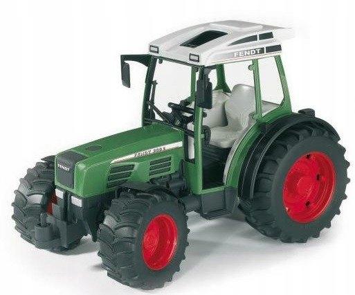 Bruder 02100 Traktor Fendt farmer 209S
