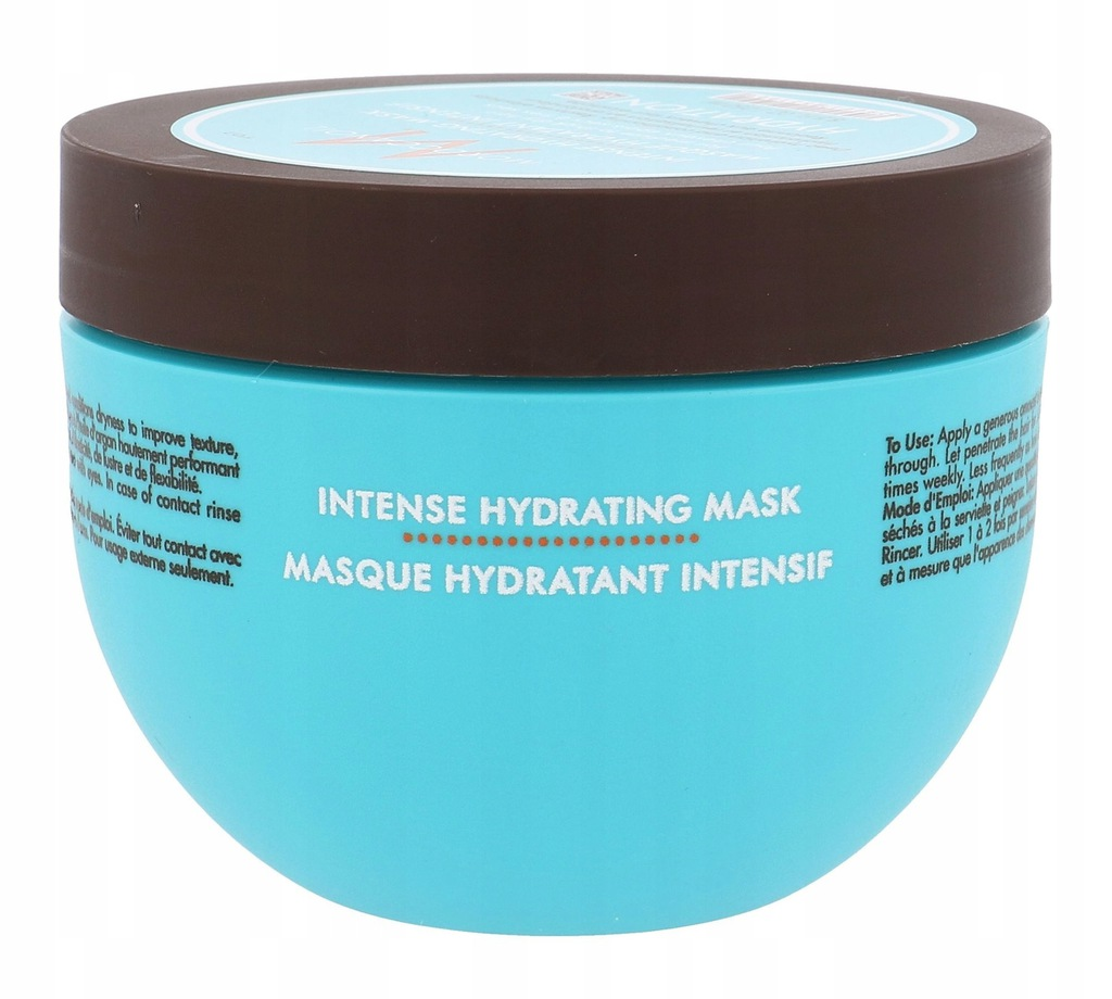 Moroccanoil Hydration Intense Maska do włosów