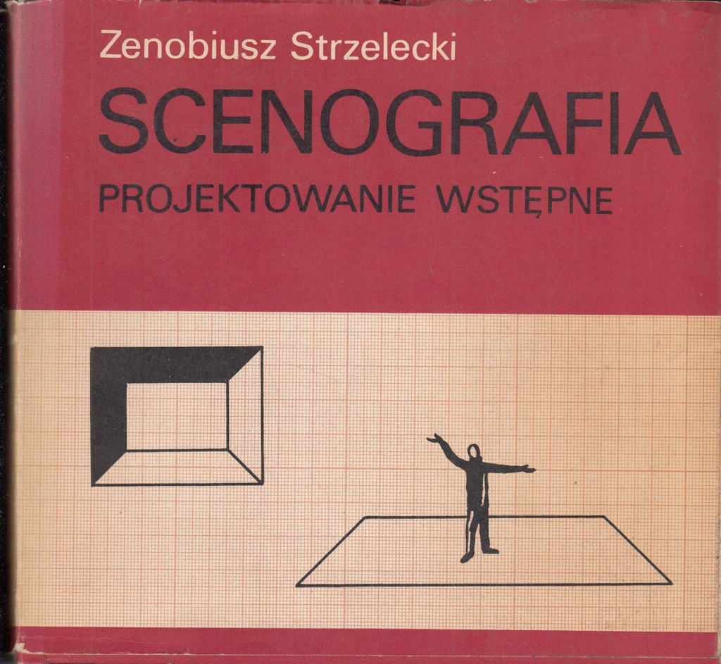 Scenografia Projektowanie wstępne Z. Strzelecki