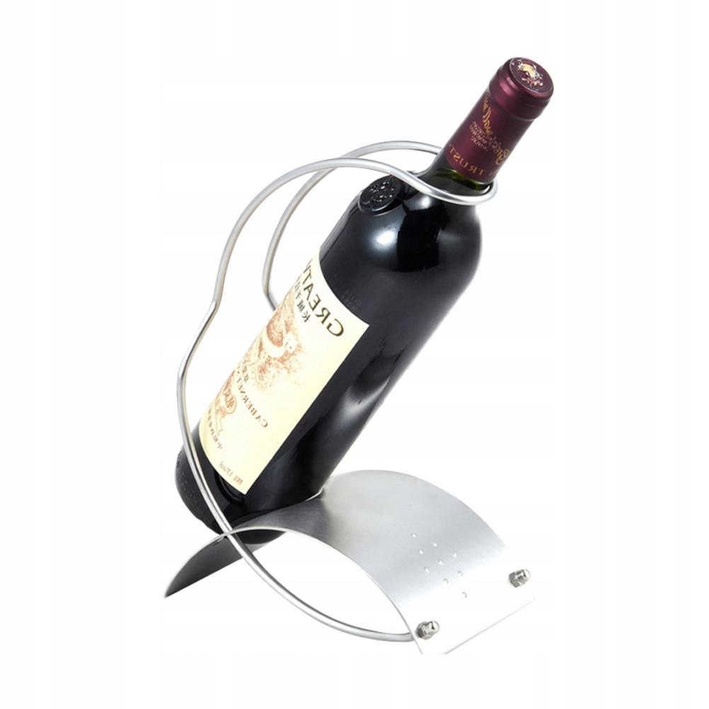 Stainless Steel Wine Display Rack Wire Shelf Wine
