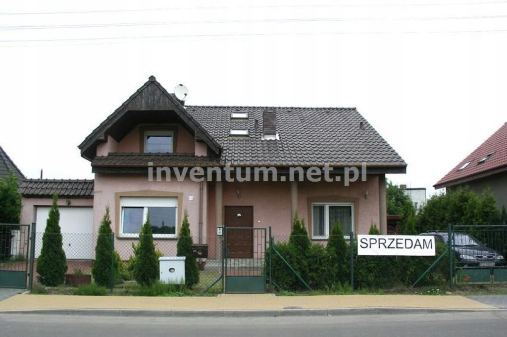 Dom Komorniki, poznański, 235,00 m²