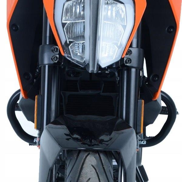 GMOLE R&G ORANGE KTM 125 DUKE 17-/200 DUKE 17-